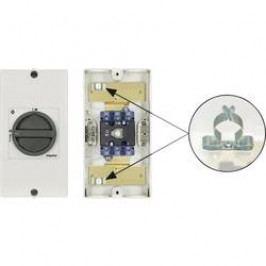 Servisný vypínač odblokovateľný Kraus & Naimer KG20 T103/D-A126 KL51V KG20 T103/D-A126 KL51V, 1 x 90 °, čierna, 1 ks