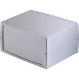 Univerzálne púzdro Bopla UNIMAS U 160 26160000, 160 x 133 x 75 , polystyrén, sivá (RAL 7035), 1 ks