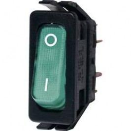 Kolískový spínač s aretáciou Arcolectric C6003ALNAD, 250 V/AC, 16 A, 1x zap/vyp, 1 ks