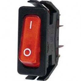 Kolískový spínač s aretáciou Arcolectric C6003ALNAC, 250 V/AC, 16 A, 1x zap/vyp, 1 ks