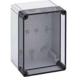 Inštalačná krabička Spelsberg TK PS 1813-11-TO 11151601, (d x š x v) 130 x 180 x 111 mm, polykarbonát, svetlo sivá, 1 ks