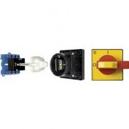 Odpínač s dvernou spojkou Kraus & Naimer KG80 T203/12 VE KG80 T203/12 VE, 80 A, 1 x 90 °, červená, žltá, 1 ks