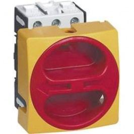 Odpínač BACO 0172501 BA0172501, 100 A, 1 x 90 °, žltá, červená, 1 ks