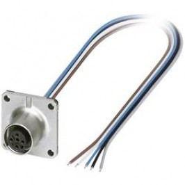 Zabudovateľný zástrčkový konektor pre senzory - aktory Phoenix Contact SACC-SQ-M12FS-5CON-25F/0,5 1440986, 1 ks
