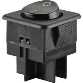 Kolískový spínač s aretáciou TRU COMPONENTS TC-R13-104A-01, 250 V/AC, 10 A, 1x vyp/zap, 1 ks