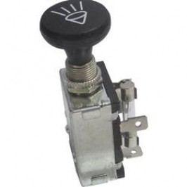 Ťahový spínač do auta TRU COMPONENTS TC-A3-20A-SQ, 12 V/DC, 30 A, s aretáciou, 1 ks