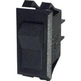 Kolískový spínač s aretáciou TRU COMPONENTS TC-R13-72C-01, 250 V/AC, 10 A, 1 zap/zap, 1 ks