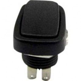 Kolískový spínač s aretáciou TRU COMPONENTS TC-R13-213B-03, 250 V/AC, 3 A, 2x zap/zap, 1 ks