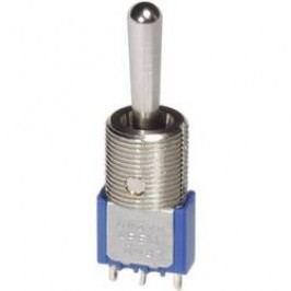 Pákový spínač APEM 5647MA / 56470147, 250 V/AC, 3 A, 1 ks