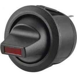 Pákový spínač SCI R13-112LP-02 LED, 250 V/AC, 6 A, 1 ks