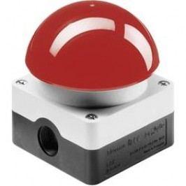 Nožný spínač Eaton FAK-R/KC11/I, 230 V/AC, 6 A, červená, svetlosivá (RAL 7035), 1 ks