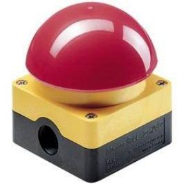 Nožný spínač Eaton FAK-R/V/KC11/IY, 230 V/AC, 6 A, červená, žltá, 1 ks