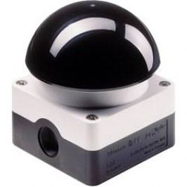 Nožný spínač Eaton FAK-S/KC11/I, 230 V/AC, 6 A, čierna, svetlosivá (RAL 7035), 1 ks