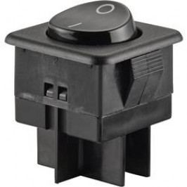 Kolískový spínač s aretáciou SCI R13-104C-01, 250 V/AC, 10 A