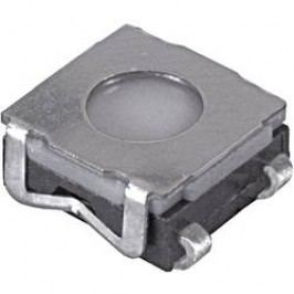 Tlačidlo Namae Electronics JTP-1260JEM, 12 V/DC, 0.05 A, 1 ks