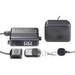 Autoalarm a GPS tracker