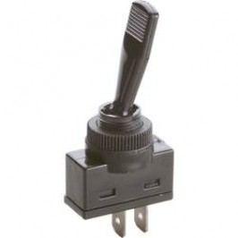 Páčkový prepínač do auta K815, 12 V/DC, 16 A, s aretáciou, 1 ks