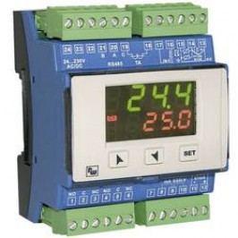 Panelový PID termostat na DIN lištu Wachendorff, 24 - 230 V/AC