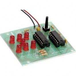 LED stavebnica kocka Conrad Components 195111, (d x š) 55 mm x 60 mm, 9 V/DC