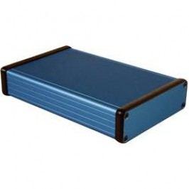 Univerzálne púzdro Hammond Electronics 1455L1601BU 1455L1601BU, 160 x 103 x 30.5 , hliník, modrá, 1 ks