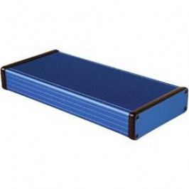 Univerzálne púzdro Hammond Electronics 1455L2201BU 1455L2201BU, 220 x 103 x 30.5 , hliník, modrá, 1 ks