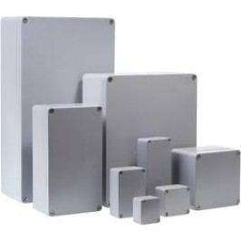 Univerzálne púzdro Bernstein AG CA-150 1150000000, 125 x 80 x 57 , hliník, striebrosivá (RAL 7001), 1 ks