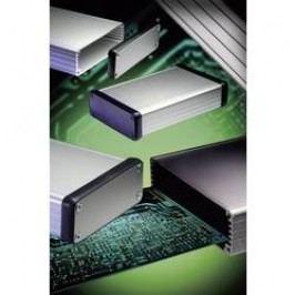 Profilové puzdro Hammond Electronics 1455D602BK 1455D602BK, 60 x 45 x 25 , hliník, čierna, 1 ks
