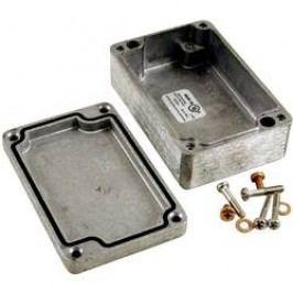 Univerzálne púzdro Hammond Electronics 1590Z160 1590Z160, 160 x 160 x 90 , hliník, hliník, 1 ks