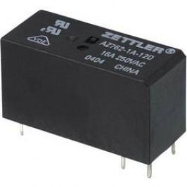 Relé do DPS Zettler Electronics 503604, 24 V/DC, 16 A, 1 spínací, 1 ks