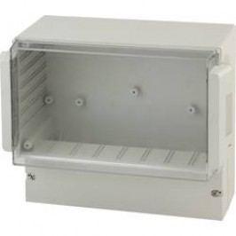 Krabička na regulátor Bopla REGLOCARD RCP 2500 41250109, (š x v x h) 257 x 217 x 132.5 mm, ABS, polykarbonát, svetlosivá, 1 ks