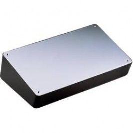 Skrinka na ovládací pult WeroPlast HITPULT 3003, 308 x 167 x 84 mm, polystyrén, hliník, grafit, 1 ks