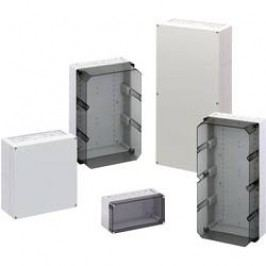 Inštalačná krabička Spelsberg AKL 4-g 74040401, (d x š x v) 300 x 600 x 132 mm, polystyrén, sivá, 1 ks