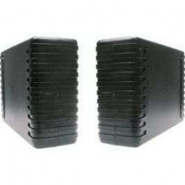 Univerzálne púzdro Strapubox 7040 7040, 220 x 145 x 68 , ABS, čierna, 1 ks
