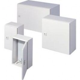 Skriňový rozvádzač Rittal AE 1030.500 1030.500, (š x v x h) 380 x 300 x 155 mm, oceľový plech, sivobiela (RAL 7035), 1 ks