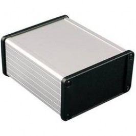 Univerzálne púzdro Hammond Electronics 1457N1601BK 1457N1601BK, 160 x 104 x 54.6 , hliník, čierna, 1 ks