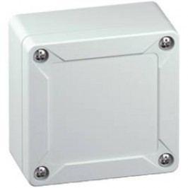 Inštalačná krabička Spelsberg TG ABS 88-6-o 10040301, (d x š x v) 84 x 82 x 55 mm, ABS, svetlo sivá (RAL 7035), 1 ks