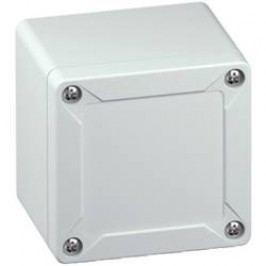 Inštalačná krabička Spelsberg TG ABS 88-9-o 10090301, (d x š x v) 84 x 82 x 85 mm, ABS, svetlo sivá (RAL 7035), 1 ks