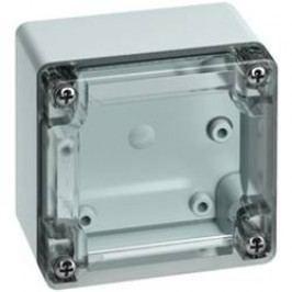 Inštalačná krabička Spelsberg TG ABS 88-6-to 10100301, (d x š x v) 84 x 82 x 55 mm, ABS, svetlo sivá (RAL 7035), 1 ks