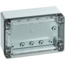 Inštalačná krabička Spelsberg TG ABS 1208-6-to 10100401, (d x š x v) 122 x 82 x 55 mm, ABS, svetlo sivá (RAL 7035), 1 ks
