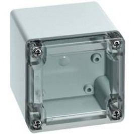 Inštalačná krabička Spelsberg TG ABS 88-9-to 10150301, (d x š x v) 84 x 82 x 85 mm, ABS, svetlo sivá (RAL 7035), 1 ks