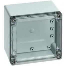 Inštalačná krabička Spelsberg TG ABS 1212-9-to 10150501, (d x š x v) 124 x 122 x 85 mm, ABS, svetlo sivá (RAL 7035), 1 ks
