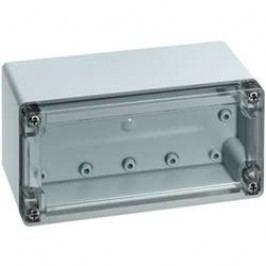 Inštalačná krabička Spelsberg TG ABS 1608-9-to 10150601, (d x š x v) 162 x 82 x 85 mm, ABS, svetlo sivá (RAL 7035), 1 ks