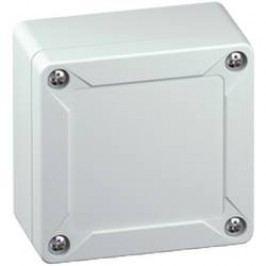 Inštalačná krabička Spelsberg TG PC 88-6-o 20040301, (d x š x v) 84 x 82 x 55 mm, polykarbonát, svetlo sivá (RAL 7035), 1 ks