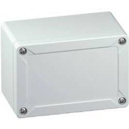 Inštalačná krabička Spelsberg TG PC 1208-9-o 20090401, (d x š x v) 122 x 82 x 85 mm, polykarbonát, svetlo sivá (RAL 7035), 1 ks