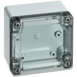 Inštalačná krabička Spelsberg TG PC 88-6-to 20100301, (d x š x v) 84 x 82 x 55 mm, polykarbonát, svetlo sivá (RAL 7035), 1 ks