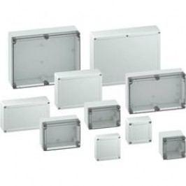 Inštalačná krabička Spelsberg TG PC 1608-6-to 20100601, (d x š x v) 162 x 82 x 55 mm, polykarbonát, svetlo sivá (RAL 7035), 1 ks