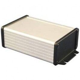 Univerzálne púzdro Hammond Electronics 1457K1202BK 1457K1202BK, 120 x 84 x 44.1 , hliník, čierna, 1 ks