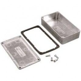 Univerzálne púzdro Hammond Electronics 1550WQ 1550WQ, 60 x 55 x 30 , hliník, hliník, 1 ks