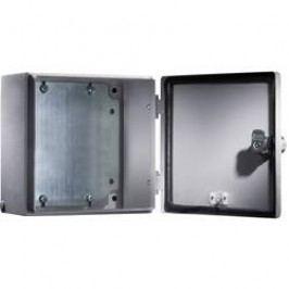Inštalačná krabička Rittal E-Box 1556500 1556.500, (š x v x h) 300 x 400 x 120 mm, oceľový plech, svetlo sivá (RAL 7035), 1 ks