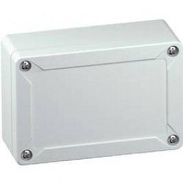 Inštalačná krabička Spelsberg TG ABS 1208-6-o 10040401, (d x š x v) 122 x 82 x 55 mm, ABS, svetlo sivá (RAL 7035), 1 ks